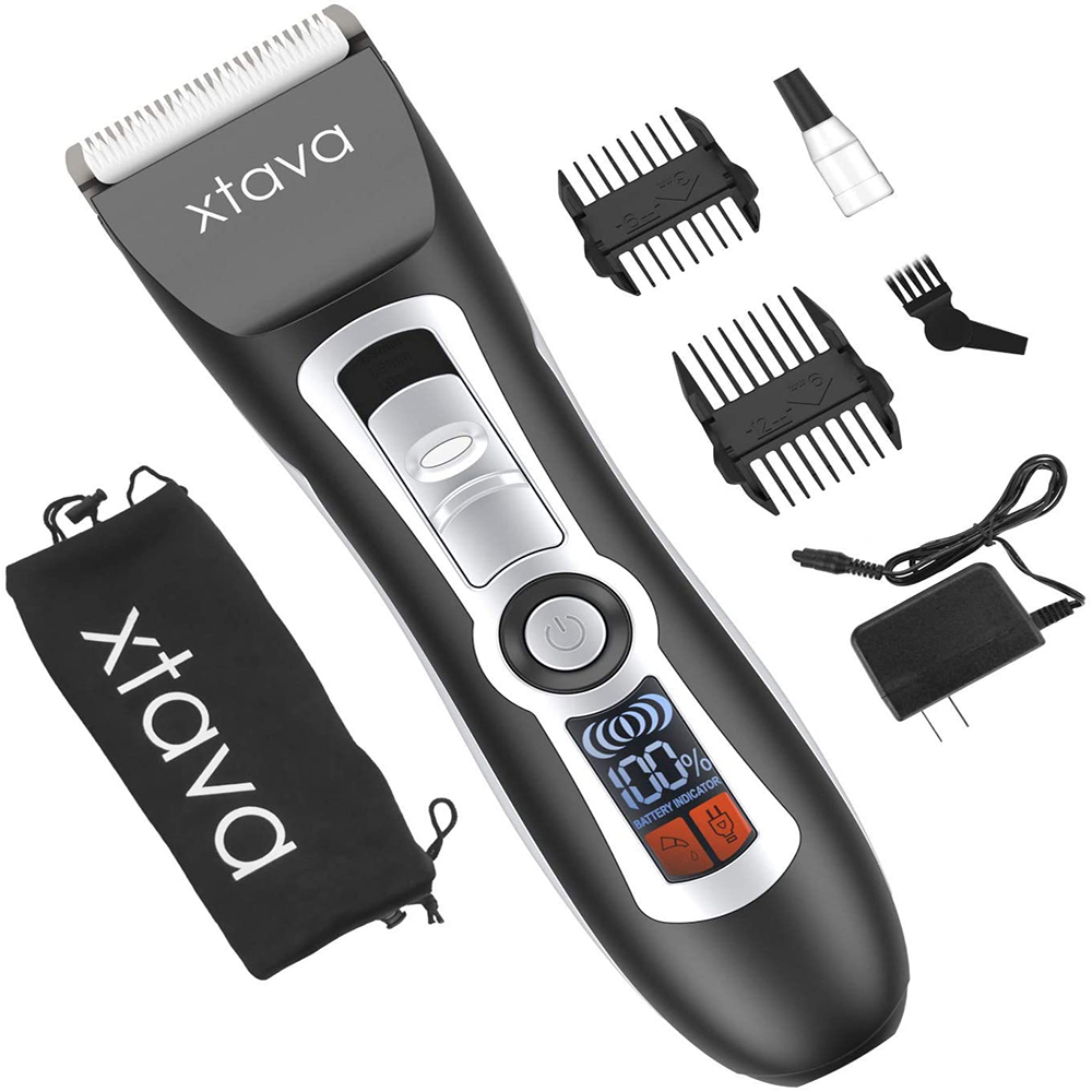 XTAVA Pro Cordless Hair trimmer