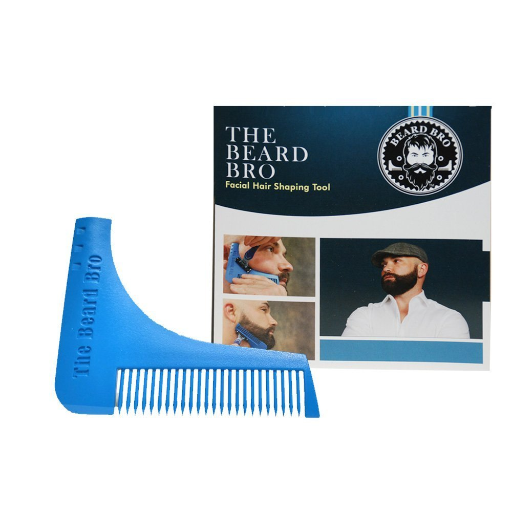 Beard Bro Facial hair shaping tools