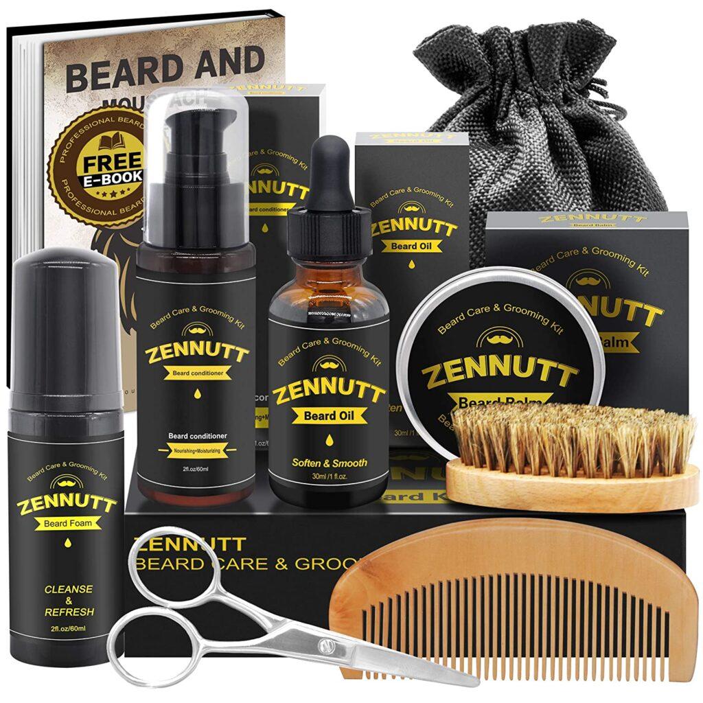 ZENNUTT Beard Growth Kit