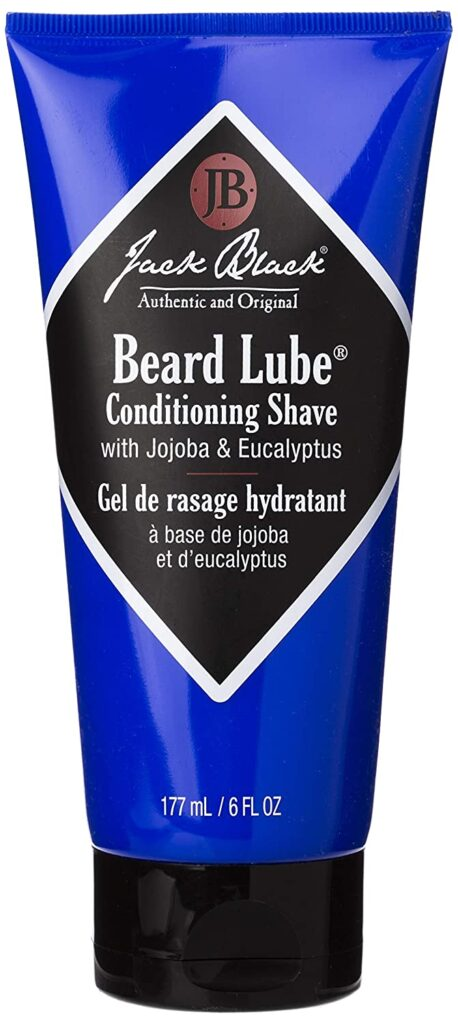 3. Jack Black Beard Lube Conditioning Shave