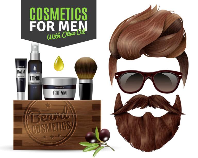 Apply-beard-oil