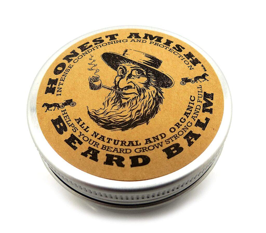 1. Honest Amish – Best Beard Balm Overall