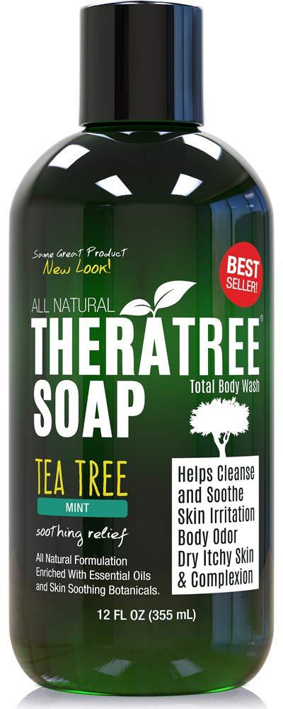 1. TheraTree Tea Tree Oil Soap