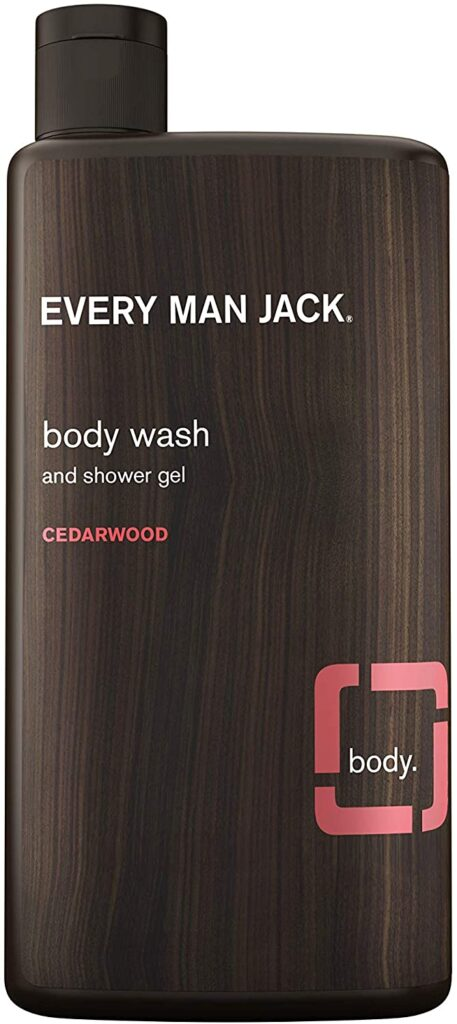 5. Every Man Jack Body Wash and Shower Gel